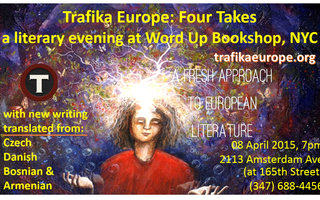 Trafika Europe – Four Takes event in NYC