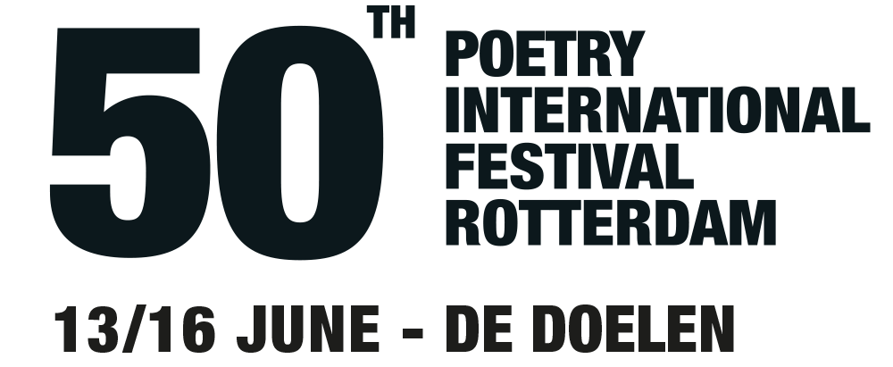 Poetry International Festival Rotterdam