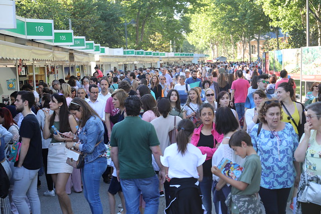 2020 Madrid Book Fair