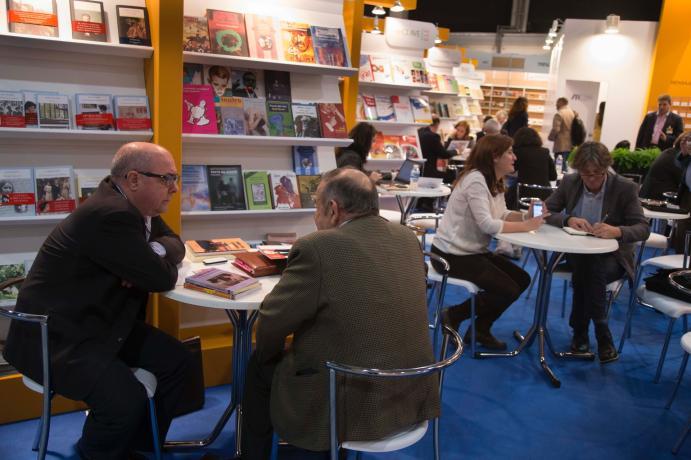 Liber, International Book Fair
