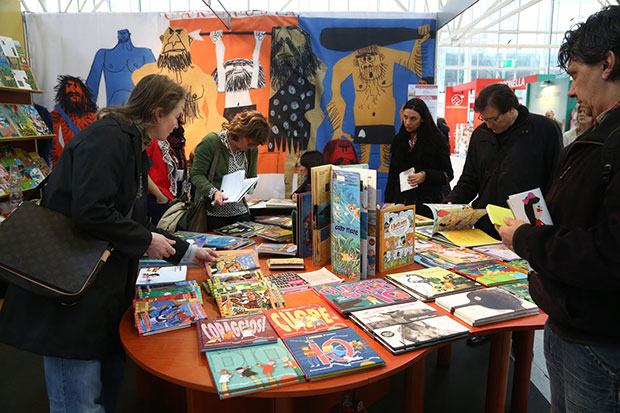 Bologna Children's Book Fair – CANCELLED