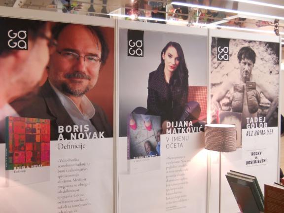 35th Slovenian Book Fair