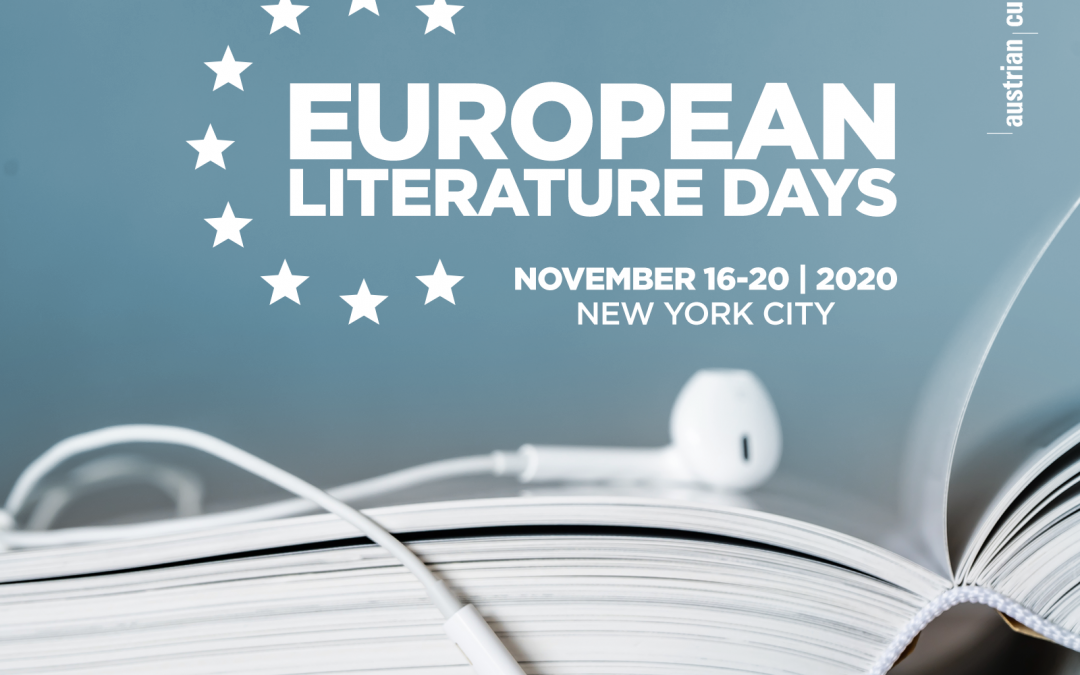 European Literature Days 2020, New York